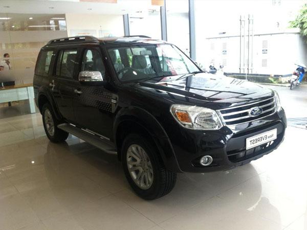 Ford Everest 4x4 MT Diesel 2.5L